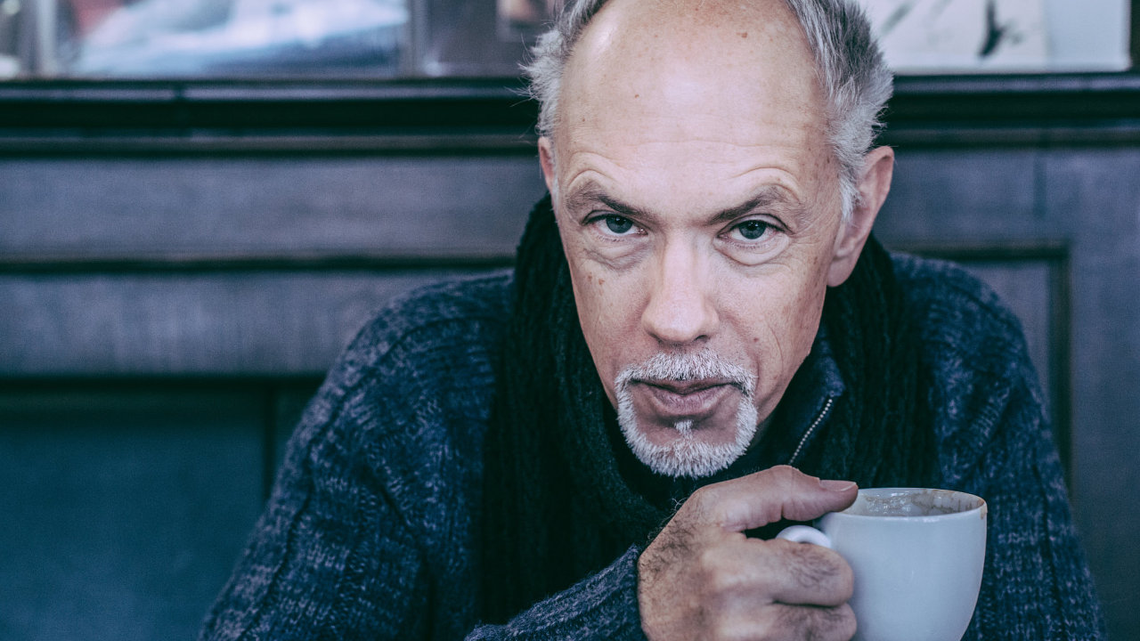 Profesor literatury, uznávaný esejista a spisovatel Mark Slouka