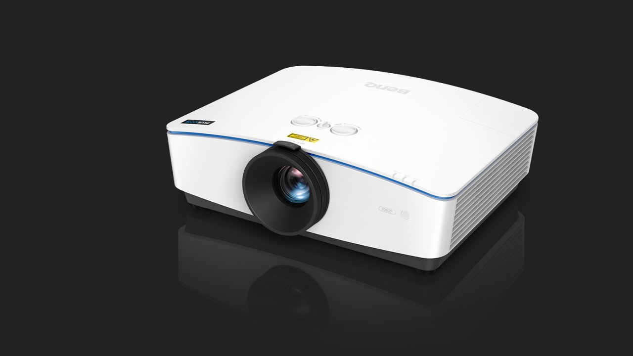 Byznysový projektor BenQ LH770 má vysoký jas a dlouhou životnost laserového zdroje světla.