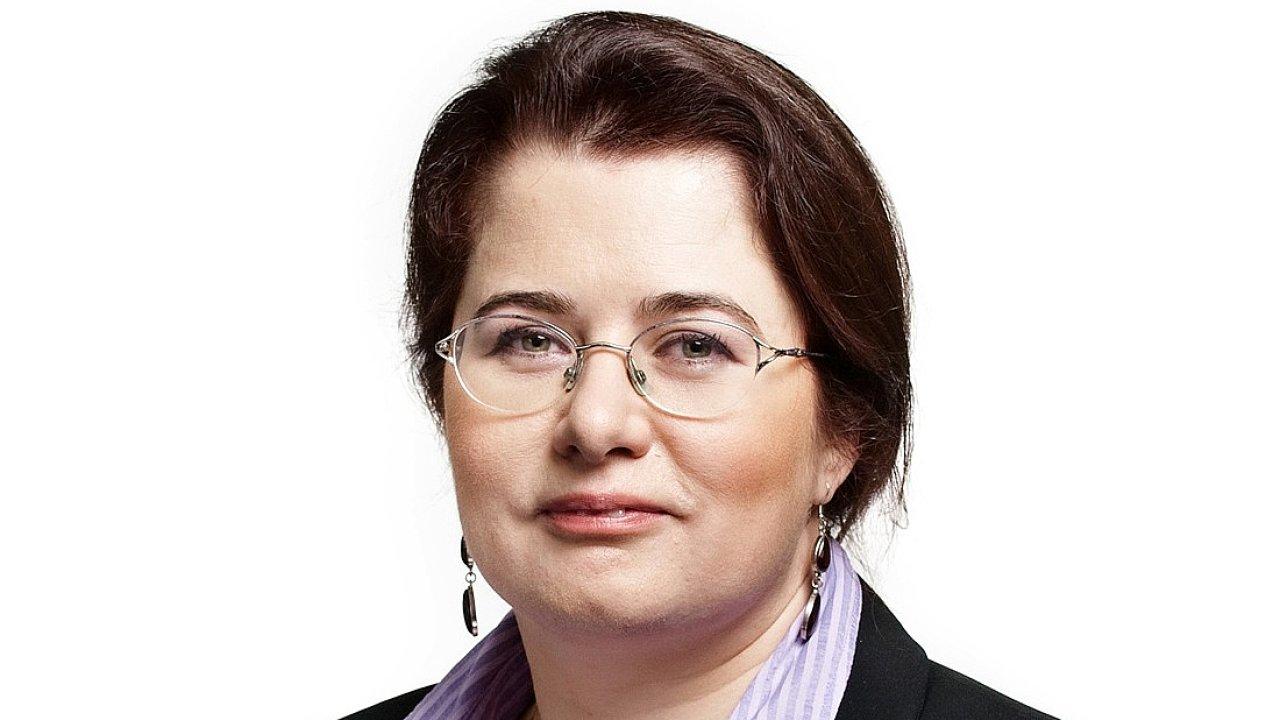 Darina Dolanská, partnerka V4 Tax
