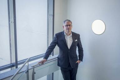 Martin Brix, generální ředitel společnosti LeasePlan Česká republika