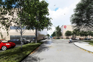 Areál Zetoru se změní. Skupina CTP loni koupila chátrající areál Zetoru vBrně-Líšni. Za1,5 miliardy tam postaví nové průmyslové centrum.