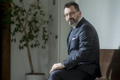 Nový šéf Vrchního soudu v Praze Luboš Dörfl.