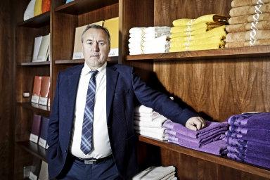 Podnikatel Zdeněk Matějovský