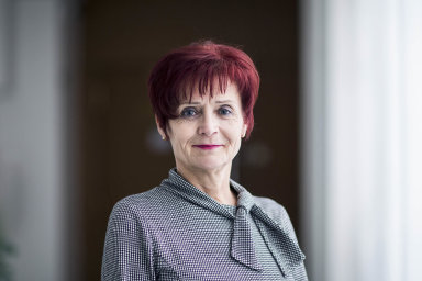 Generální ředitelka Finanční správy Tatjana Richterová