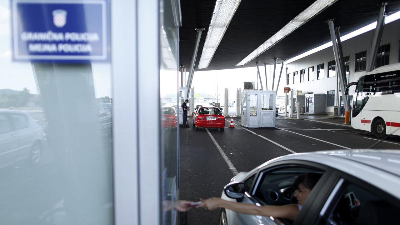 Chorvatsko se vstupem do EU posílilo pohraniční hlídky a modernizovalo vybavení.