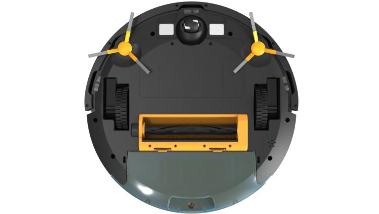 Uklízecí robot Mamibot Exvac680s zamete, vysaje a skoro vytře