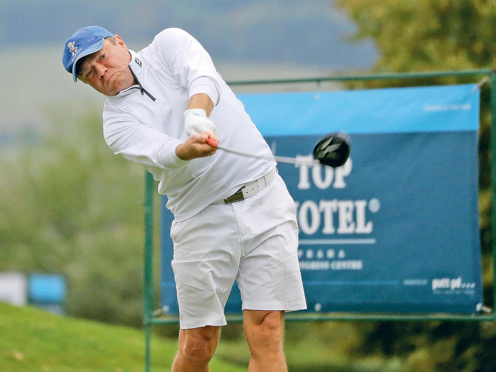 Tak pálíJaroslav Besperát, jehož tým vyhrál turnaj už sedmkrát.