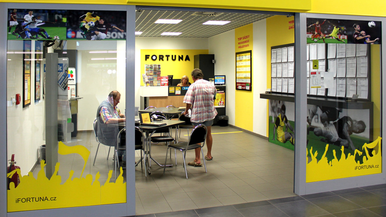 Ilustrační fotografie, Fortuna, 2017