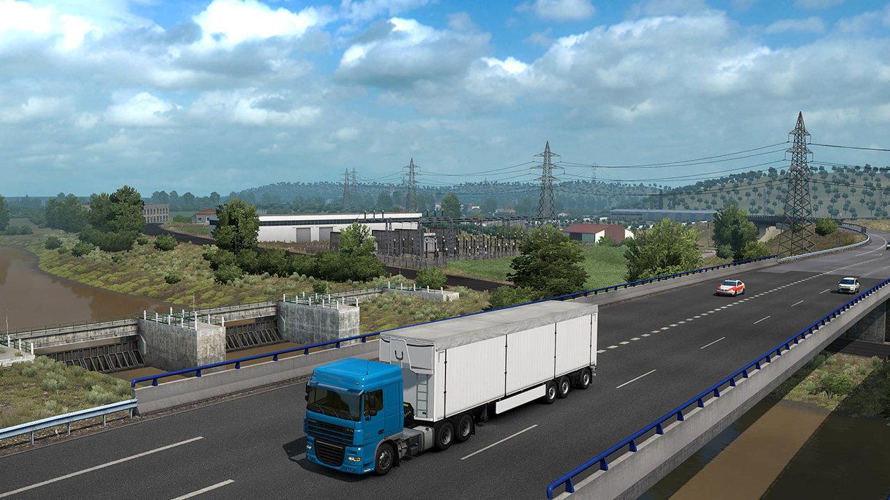 Euro Truck Simulator 2 od herního studia SCS Software je nejprodávanější českou hrou v historii.