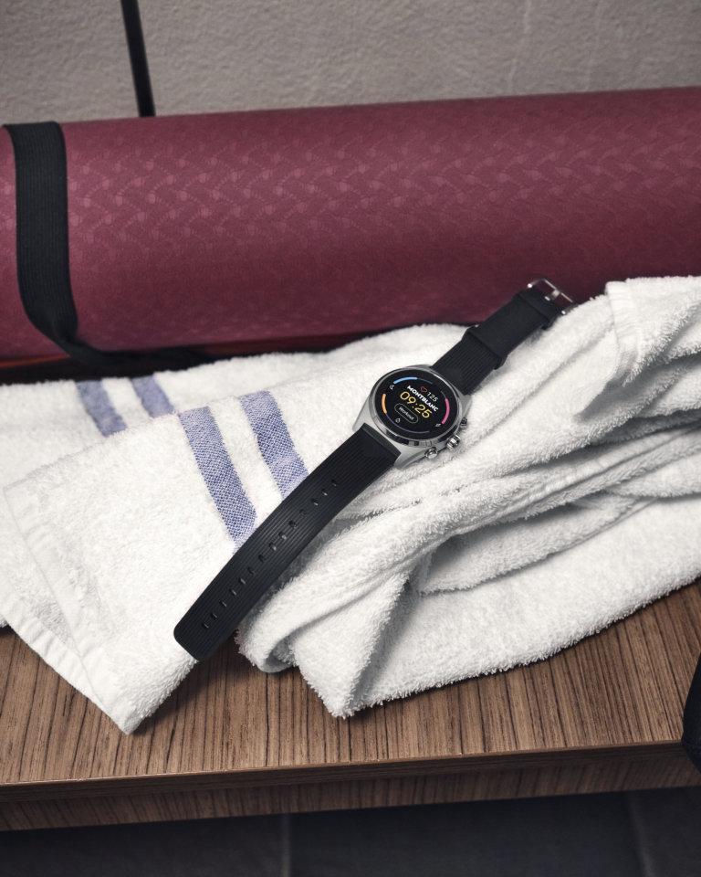 Chytré hodinky Montblanc Summit Lite