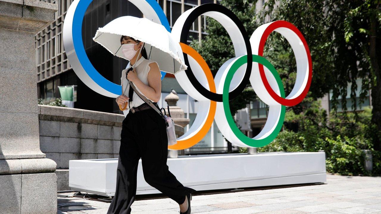 Olympiáda v Tokiu