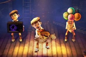 Herní tip: Happy Action Theater - zdravá zábava hlavně pro prcky