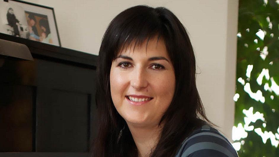 Psycholožka Hana Sotáková