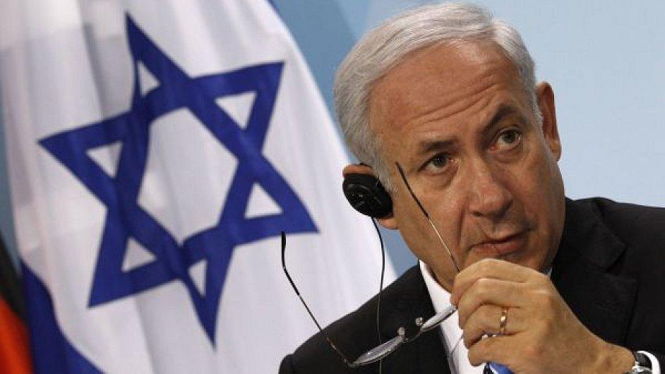 Premiér Izraele Benjamin Netanjahu