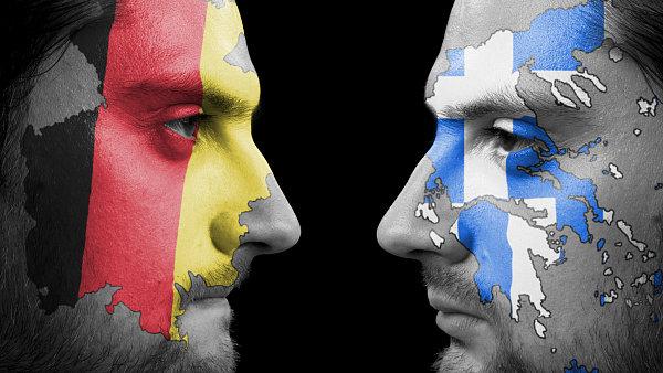 Zatímco Němec dře, Řekovi roste mzda. Ilustrační foto