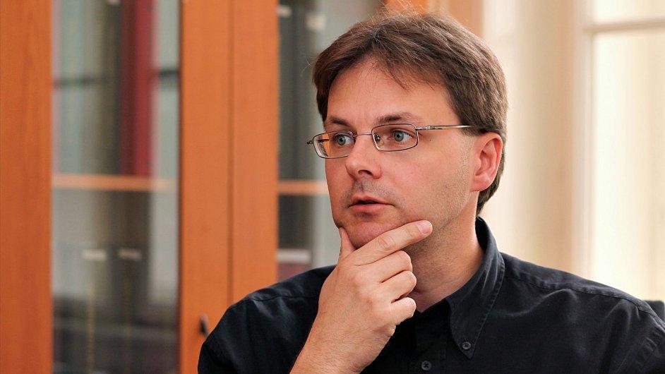 Libor Dušek, CERGE
