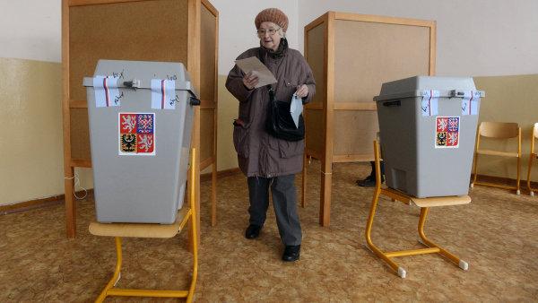 Volby se blíží - Ilustrační foto.