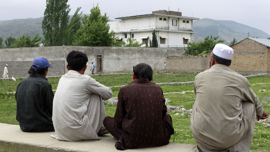 Bin Ládinův úkryt v Abbottábádu