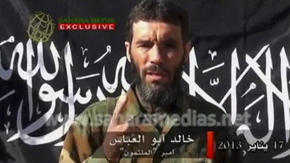 Terorista Mochtár Belmochtár