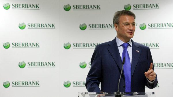Herman Gref, CEO a předseda představenstva Sberbank