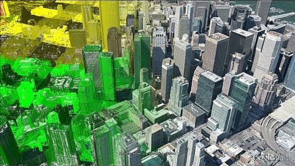 Google Earth - ilustrační foto.