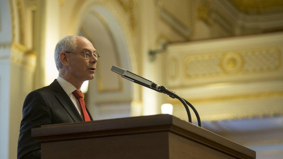 Herman Van Rompuy ve sněmovně