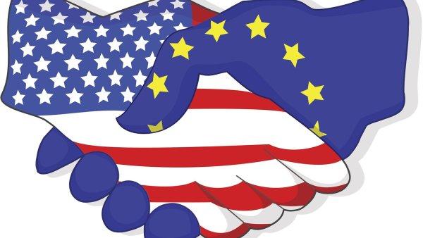 Evropská komise se dohodla s USA o výměně dat, má to pomoct chránit občany i firmy - Ilustrační foto.
