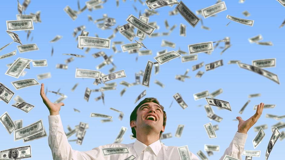 V USA nebo Británii promují příběhy výherců loterijní společnosti. V Česku se střeží jejich soukromí