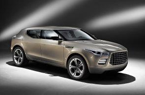 Aston Martin dostane injekci od investorů. Luxusní SUV Lagonda má zelenou