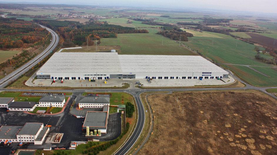 V Panattoni D5 Logistics Parku přibude dalších 50 tis. m2