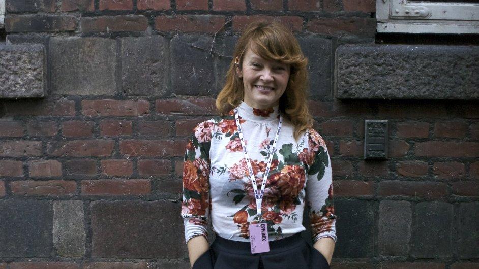 Tine Fisherová festival dokumentárních filmů v Kodani založila v roce 2001.