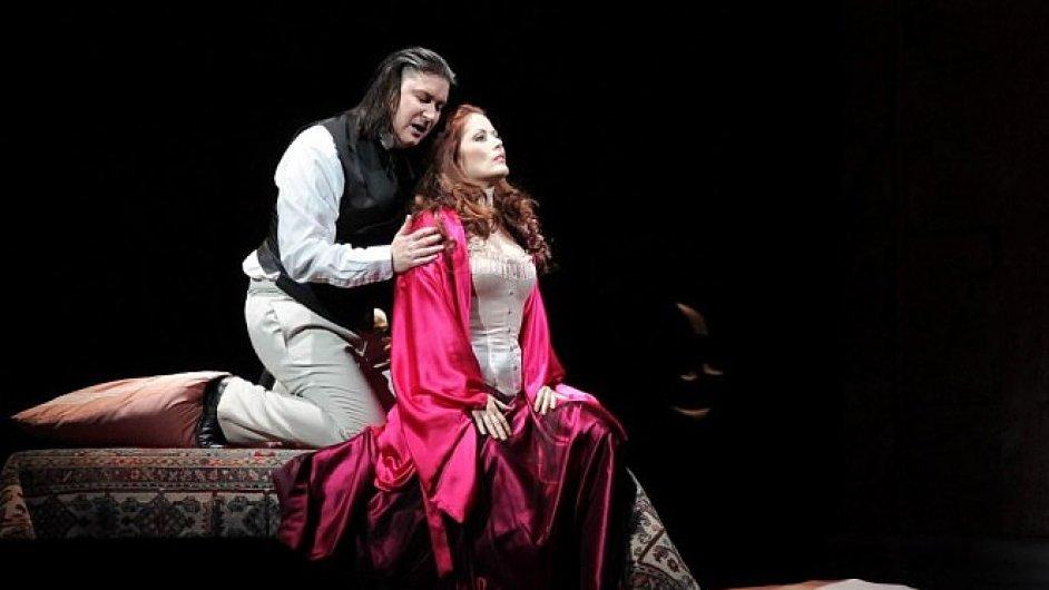 Operu Tannhäuser  uvedla Státní opera Praha.
