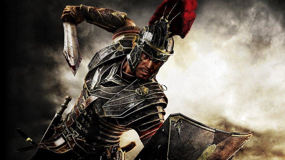 Marius Titus, hlavní hrdina hry Ryse: Son of Rome