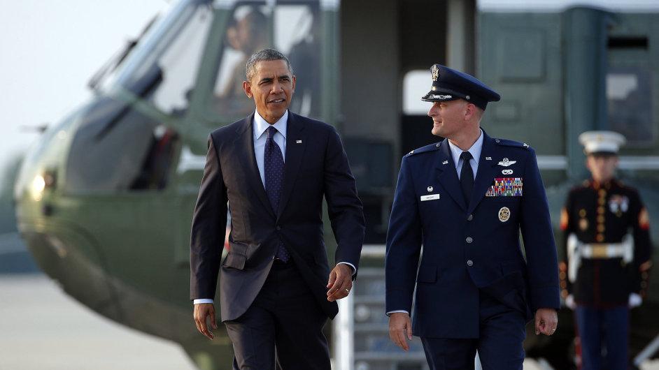 Barack Obama kromě Poslka navštíví také Belgii a Francii.