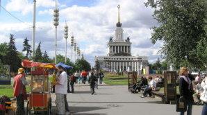 Pavilon V�stavy �sp�ch� n�rodn�ho hospod��stv� v Moskv�