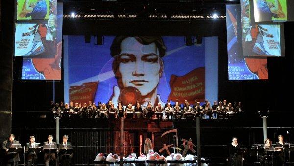 N�rodn� divadlo uvedlo operu od pr�kopn�ka mikrointervalov� hudby H�by