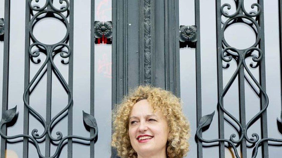 Carolyn Christov-Bakargievová bude od roku 2016 šéfkou dvou spojených muzeí.