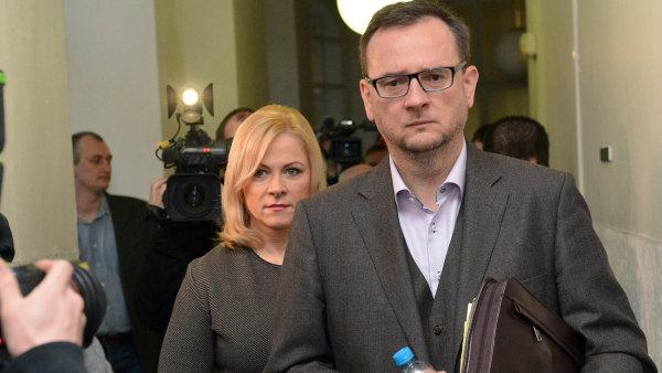Petr Nečas a Jana Nečasová - Ilustrační foto.