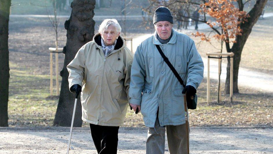 Ilustrační foto: Penzijní reforma