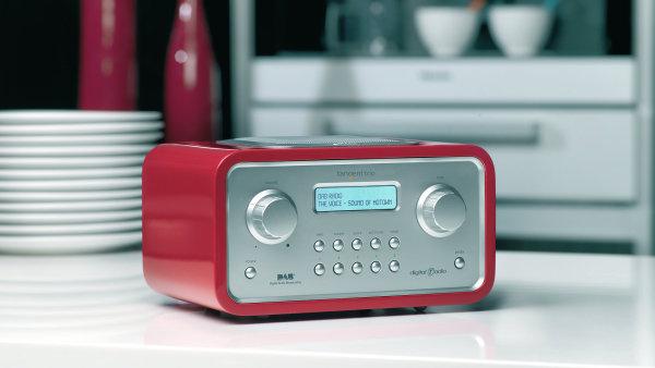 Digitální rádio