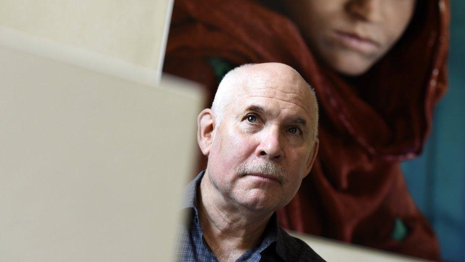Snímky z výstavy Steva McCurryho v Praze