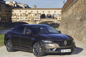 Renault Talisman láká na své francouzské charisma