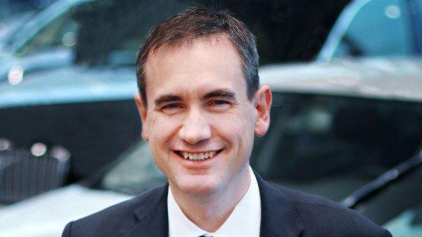Peter Broster, finanční ředitel skupiny AAA AUTO
