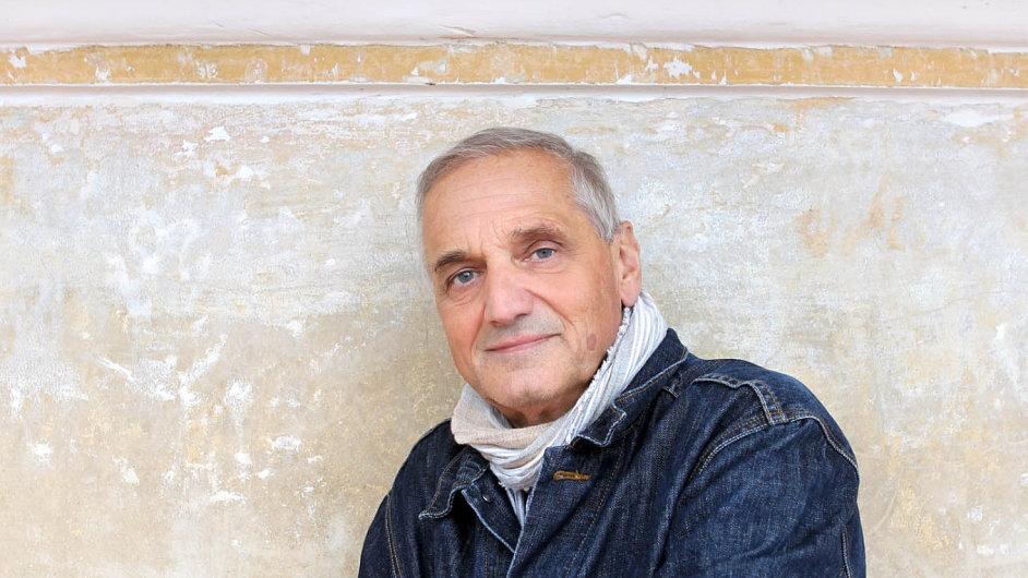 Co čte český architekt, herec a spisovatel David Vávra