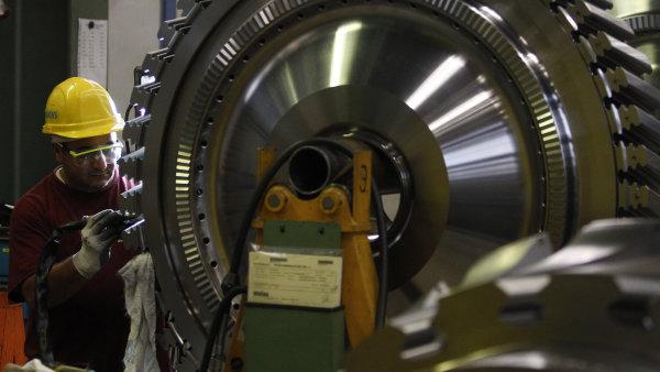 Siemens bude v Íránu vyrábět parní turbíny - Ilustrační foto.
