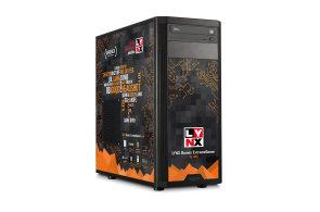 LYNX Grunex ExtremeGamer: Když vám výrobce postaví PC na přání a udělá z něj standard