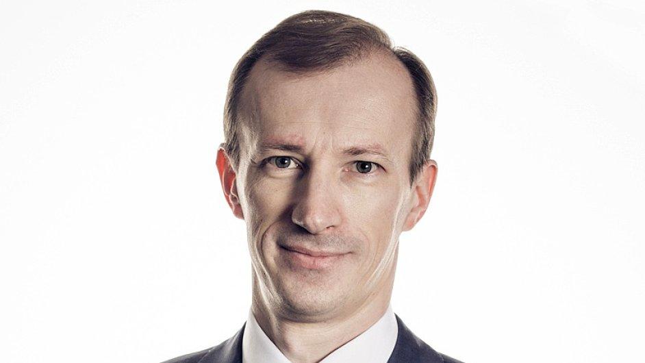 Pavel Ilichev, výkonný viceprezident pro strategie a finance skupiny GEFCO