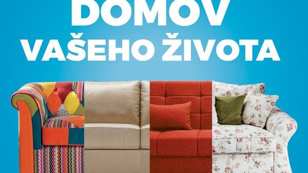 Dům s nábytkem Kika startuje s novým komunikační konceptem