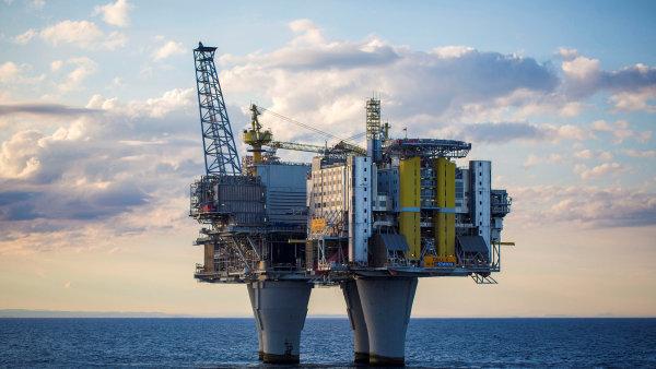 Růst cen ropy pomohl norskému fondu - Ilustrační foto.
