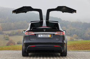 Elektromobil Tesla Model X je splněný, ale zároveň těžko dosažitelný sen